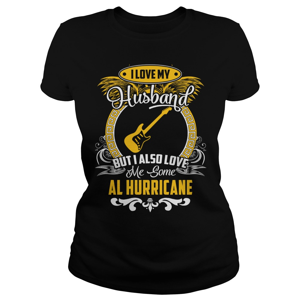 Al Hurricane Patricks Day 2017 ladies Shirt