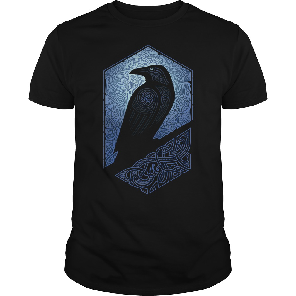 Raven Guardian guys Shirt