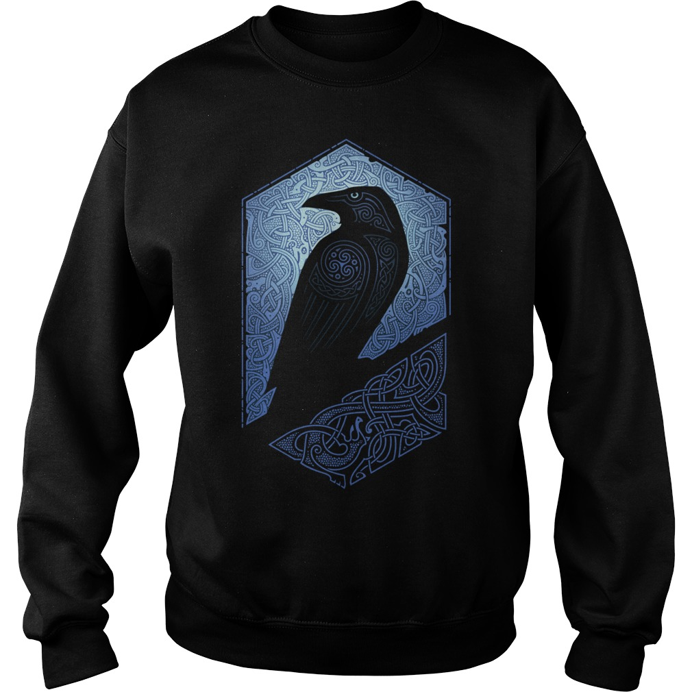 Raven Guardian sweat Shirt