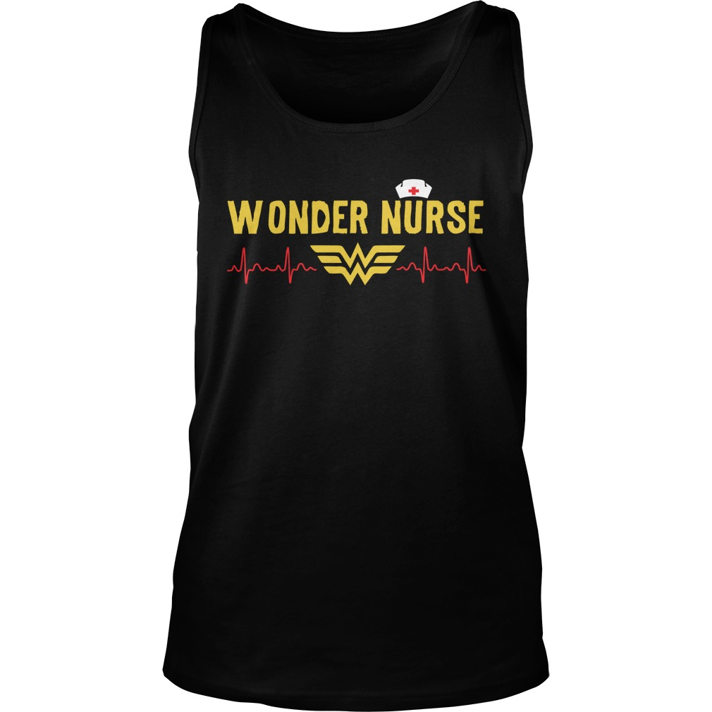 Wonder Nurse 2017 tank top