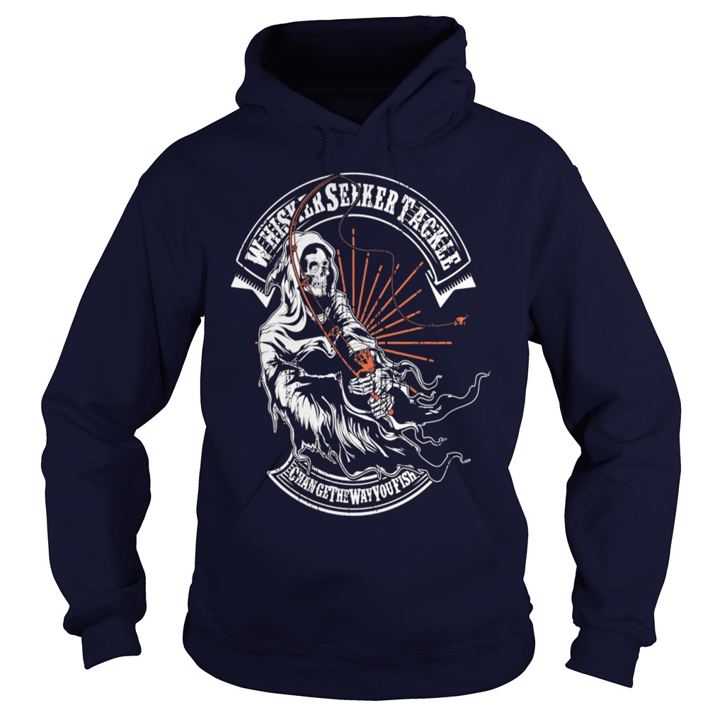 Awesome Fishing The Dead hoodie