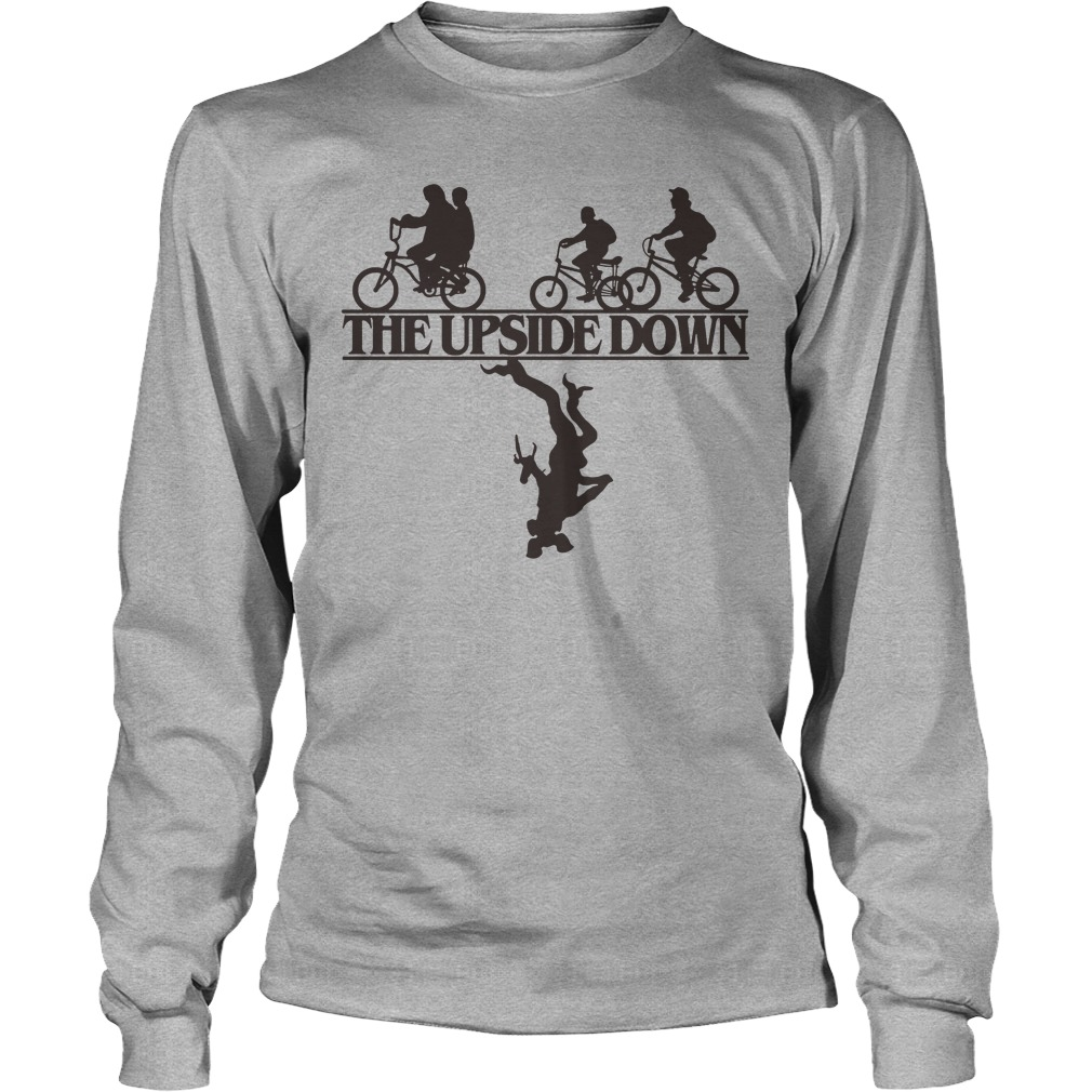 dfd4fb232 Official Stranger Things the upside down shirt, hoodie and v-neck