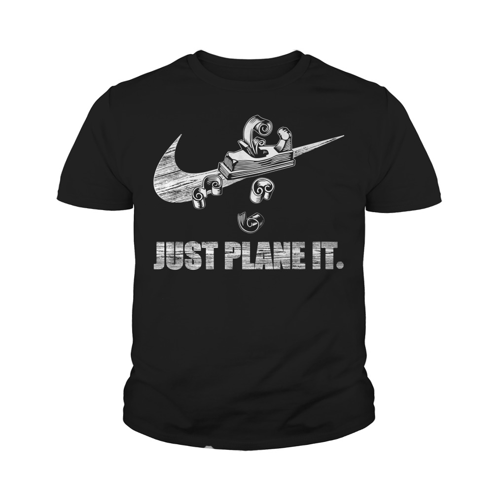 Just Plane It Youth shirt