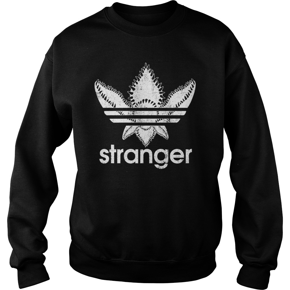 Official Stranger Things-Adidas Demogorgon sweat shirt