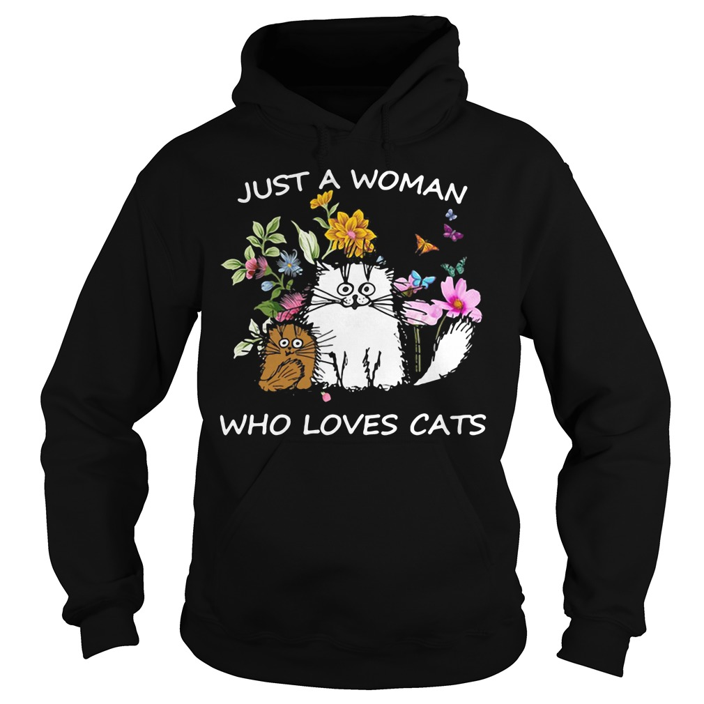 Just a woman Who loves baby Cast hoodie