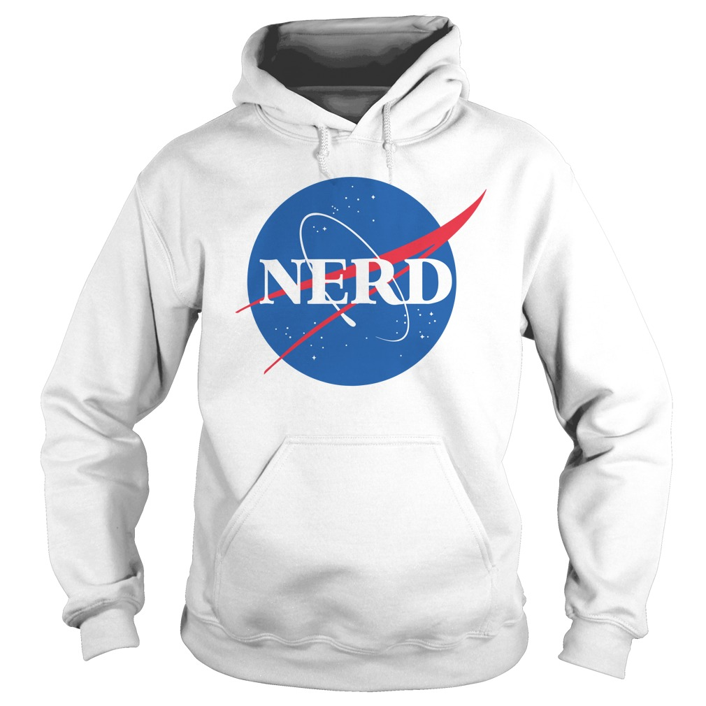 Official Nerd NASA Logo shirtOfficial Nerd NASA Logo hoodie