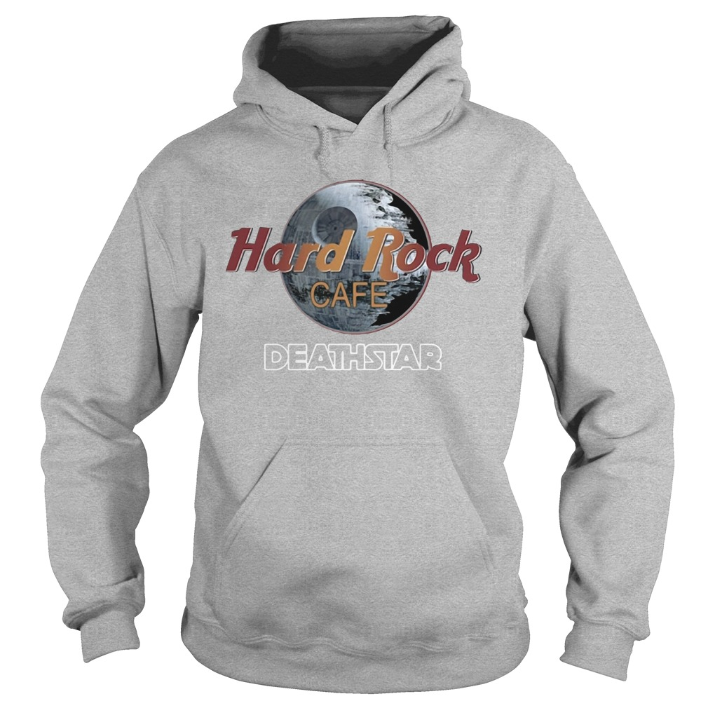 Official Hard Rock Cafe Death Star Hoodie