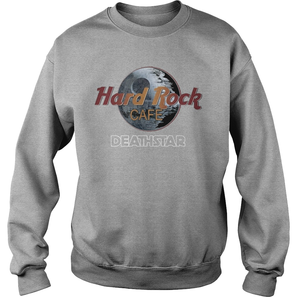 Official Hard Rock Cafe Death Star Sweater
