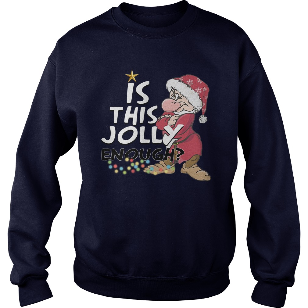 Official Is This Jolly Enough Sweater