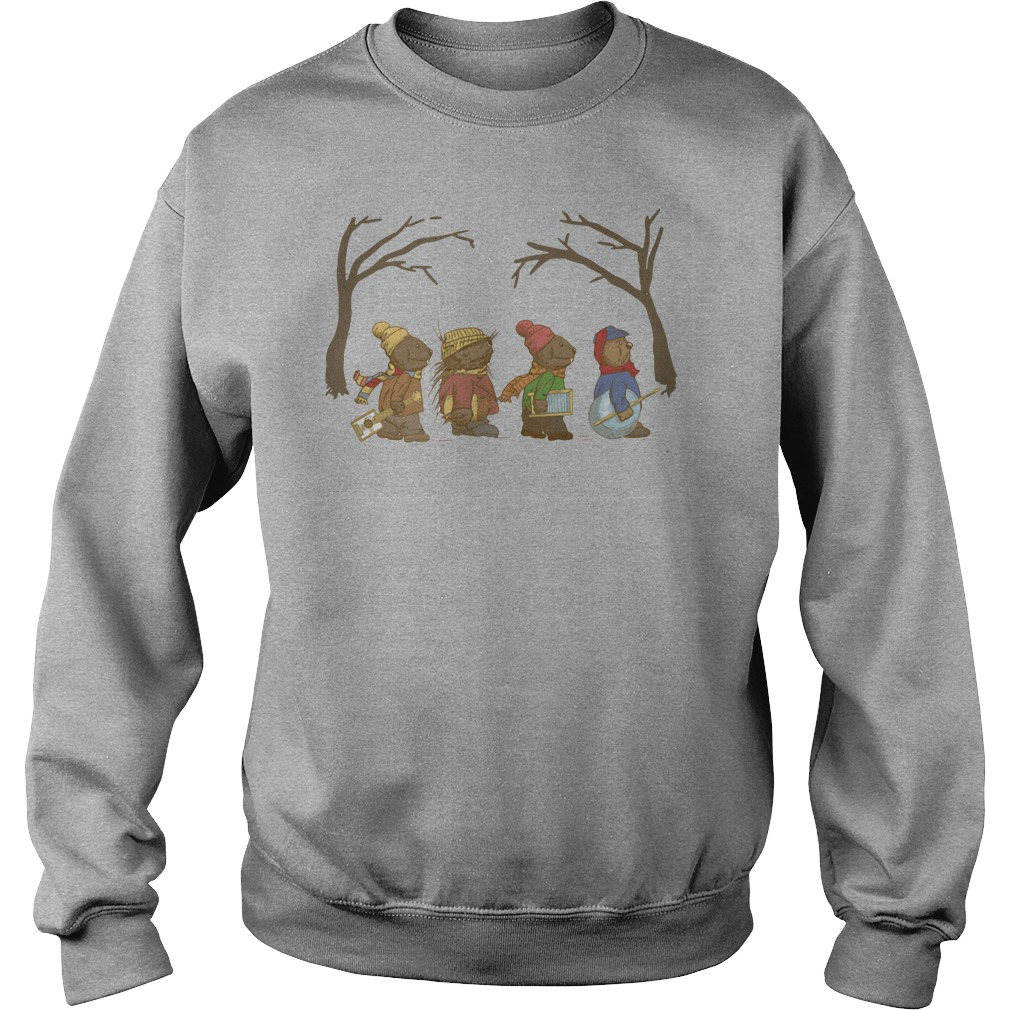 Emmet Otter's Jug-Band Road Christmas Sweater